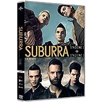 Suburra - Boxset Stagioni 1-2