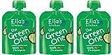 (3er BUNDLE)| Ellas Kitchen - Smoothie Fruits - Green One -90g