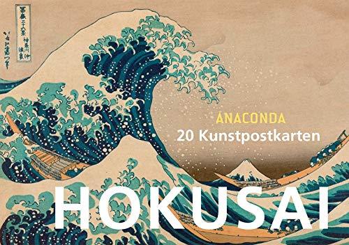 Postkartenbuch Katsushika Hokusai