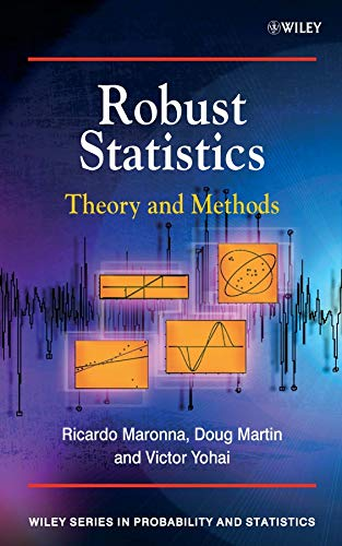 Robust Statistics: Theory and Methods (Wiley Series in Probability and Statistics)