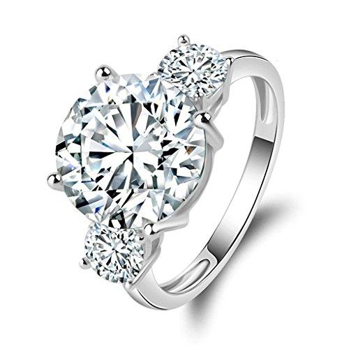AmDxD Damen -  Sonstige  Silber     keine Angabe  (12mm Diamant-konfetti)