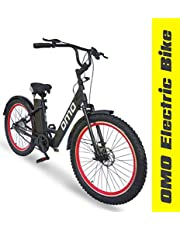 Omobikes Model E0 Electric Cycle with Removable Battery Un