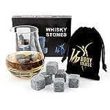 Ensemble de 9pcs de pierres de Whisky Ice Cubes Body and Base LTD
