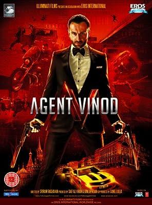 Agent Vinod [DVD] [2012] All Region [UK Import]