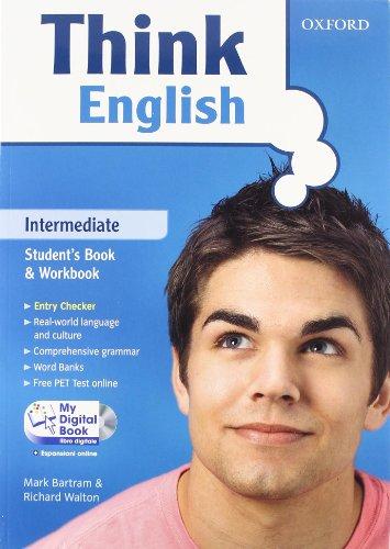 Think english. Intermediate. Student's book-Workbook-Culture book. Con espansione online. Per le Scuole superiori. Con CD Audio. Con CD-ROM