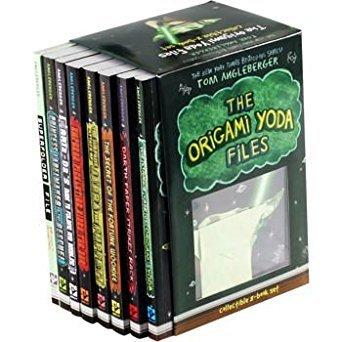 Die Origami Yoda Dateien: Collectible 8-Book Box Set