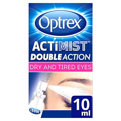 Optrex 2-in-1 ActiMist Dry and T...