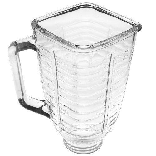 Home N Geschirr Kollektion Mixer Glas 1,25Liter (40Oz), (kompatibel mit Oster Mischer) - Oster-glas-mixer-glas