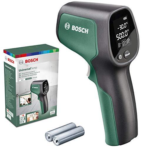 Bosch Termometro ad Infrarossi UniversalTemp (Campo di Temperatura: da -30 °C a...