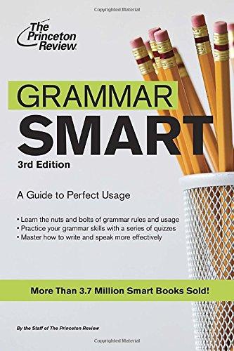 Grammar Smart (Grammar Smart (Princeton Review))