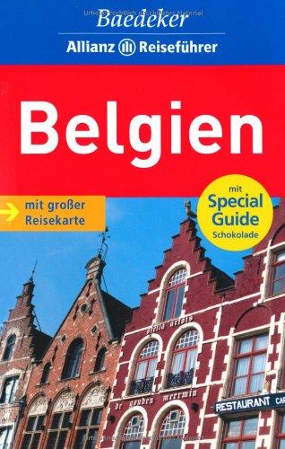 Allianz-Reiseführer Belgien