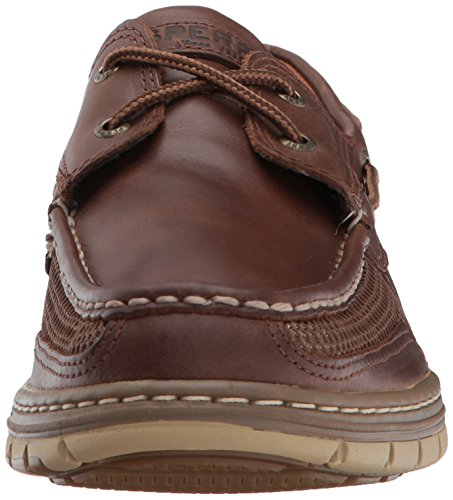 Sperry Mens Tarpon Ultralite Boat Shoe Dark Brown