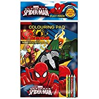 Anker spppk2Ultimate Spiderman Play Pack
