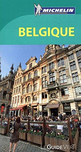 Belgique Luxembourg (Le Guide Vert)