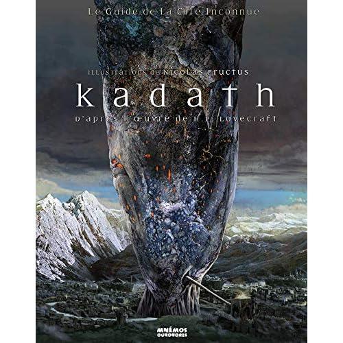 Kadath : Le guide de la cité inconnue