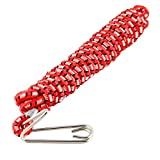 Elastisches Spann- und Gepäckband extra lang mit Haken und Oese - Dehnbar bis 3,3 m Länge (2)