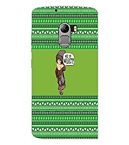 PrintDhaba Cartoon D-3654 Back Case Cover for LENOVO K4 NOTE A7010a48 (Multi-Coloured)