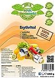 Erythritol Erythrit Zuckerersatz kalorienfrei , 1er Pack (1 x 1 kg)
