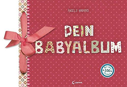 Dein Babyalbum (Mädchen - rosa) -