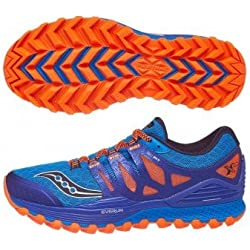 Saucony 20325-5, Zapatillas de Trail Running Unisex Adulto, Azul (Blue), 42.5 EU