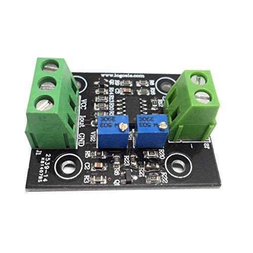 Spannung Strom Wandler (Homyl Strom Zu Spannung 4-20mA Wandler-Sensormodul-Platine 12-24V Arbeitsspannung - als Bild zeigen 4-20mA zu 0-10V)