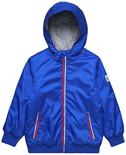ESPRIT Kids Jungen Jacke RL4200401, Blau (Electric Blue 445), 116 (Herstellergröße: 116/122)