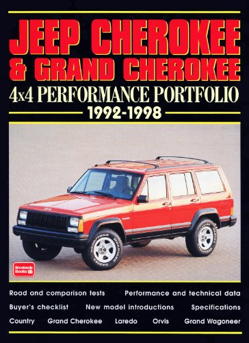 jeep-cherokee-and-grand-cherokee-1992-1998-brooklands-books-road-test-series-performance-portfolio