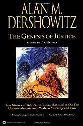 Genesis Of Justice by Alan M. Dershowitz (2001-05-18)