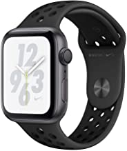 Apple Watch Series 4 Nike+ - 40mm Space Gray Aluminum Case with Anthracite/Black Nike Sport Band, GPS, watchOS 5Series 4