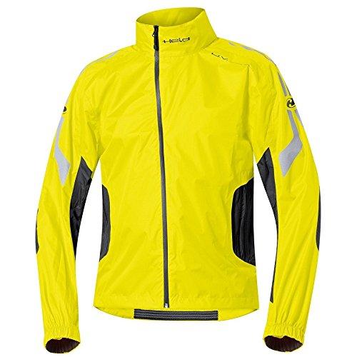 Preisvergleich Produktbild Held Wet Tour - Regenjacke, Farbe schwarz-neongelb, Größe M