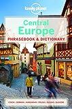 Central Europe Phrasebook 4ed - Anglais