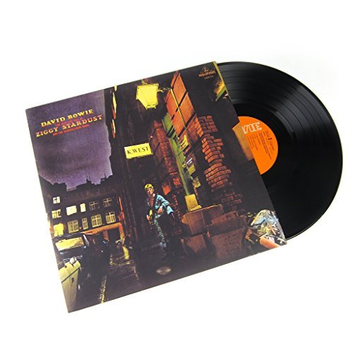David Bowie: The Rise And Fall Of Ziggy Stardust And The Spiders From Mars (180g) Vinyl LP (Spiders From Mars)