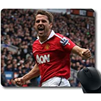 Gaming Mouse Pad, Michael James Owen Personalized MousePads Natural Eco Rubber Durable Design Computer Desk Stationery Accessories Gifts For Mouse Pads