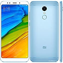 "Xiaomi Redmi 5 Plus - Smartphone de 5.99"" (Octa-Core 2.0 GHz, RAM de 3 GB, Memoria de 32 GB, Cámara de 12 MP, Android 7.1) Color Azul"