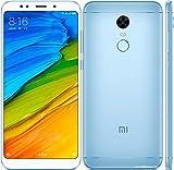 "Xiaomi Redmi 5 Plus - Smartphone de 5.99"" (Octa-Core 2.0 GHz, RAM de 3 GB, Memoria de 32 GB, Cámara de 12 MP, Android 7.1) Color Azul"