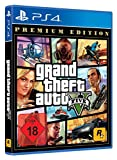 Grand Theft Auto V Premium Edition - [PlayStation 4] + 1.250.000 GTA$ für Grand Theft Auto Online