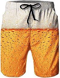 RAISEVERN Verano Hombres Lujo de impresión Camisa Hawaiana y Conjuntos de Pantalones Cortos Camisetas de Manga