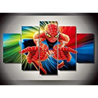Amazon Fr Spiderman Tableaux Tableaux Posters Et Arts