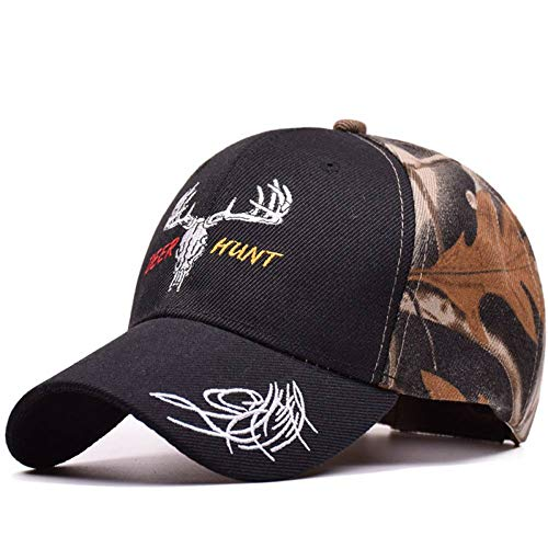 TRGFB Baseball Cap Neue Deer Hunter BaseballmützeHunter Army Snapback CapStickerei Gorras Hüte Rock Männer Frauen Paar Caps -