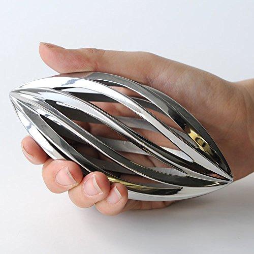 Alessi RK01 My Squeeze Spremiagrumi in Acciaio Inossidabile Lucidato a Specchio