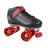 Rio Roller Riot Derby Quads Black/Purple 9uk