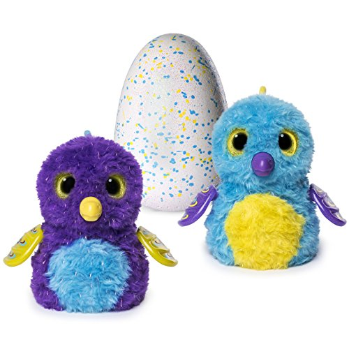 Spin Master - 6037417 - Hatchimals - Glitter Draggles