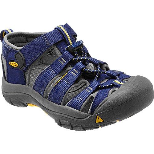 Keen - Newport H2, Scarpe da escursionismo Unisex – Bambini Blue Depths/Gargoyle (1009938)