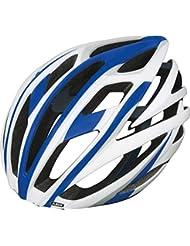 "Abus - Caschetto da ciclista ""Tec-Tical Pro V. 2"", Blu (Race Blue), 54-58 cm"