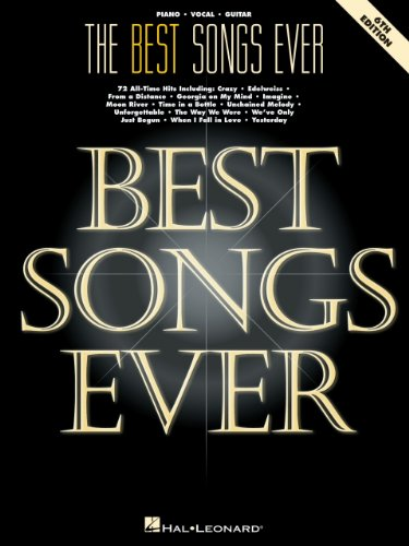 The Best Songs Ever  Songbook (English Edition)