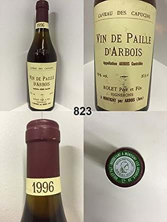 Vin de Paille d'Arbois - Caveau des Capucins - Rolet (37.5 cl) 1996