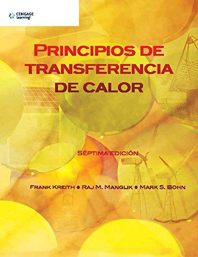 Principios De Transferencia De Calor - 7ª Edición