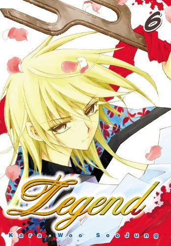 Legend: Vol 6 (Legend (Yen Press)) by x Kara (5-Nov-2009) Paperback