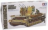Tamiya - Maqueta de tanque escala 1:35 (35101) (versión en alemán)