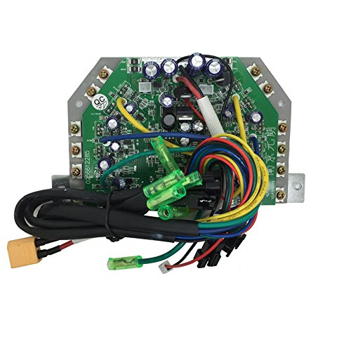 Quanmin Universal Hoverboard Zweirad Auto Selbstausgleich Controller Board Smart Elektroroller Zubehör Motherboard Balance Auto Teile LED Balance Car Control -